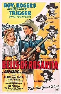 <i>Bells of Rosarita</i> 1945 film by Frank McDonald