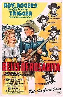 Sonoriloj de Rosarita FilmPoster.jpeg