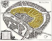 Bely gorod на карте Москвы Меттеуса Мериана.jpg