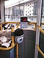 Bengbu Bus No.128 with Alipay Credit card machine.jpg
