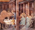 Benozzo Gozzoli - Scenes from the Life of St Francis (Scene 8, south wall) - WGA10239.jpg