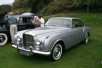 Bentley S2 - Image: Bentley Continental S2 3157641144