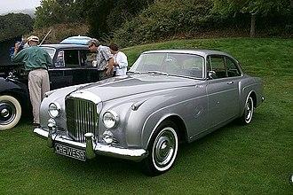 Bentley S2 - Image: Bentley Continental S2 3157641144