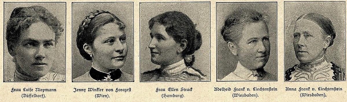 Berühmte Bergsteigerinnen