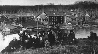 Berdsk - Merchant Gorokhov's mill