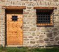 Bergtocht van Cogolo di Peio naar M.ga Levi in het Nationaal park Stelvio (Italië). Detail van een huis langs het bergpad 03.jpg
