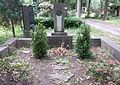 Berlin, Kreuzberg, Bergmannstrasse, Dreifaltigkeitsfriedhof II, Grab Adolf Stoecker.jpg