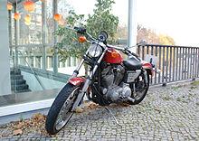 Harley Davidson Kw