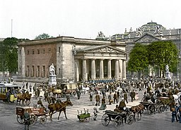 Neue Wache, Unbekannt [Public domain], via Wikimedia Commons