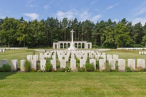 Berlin 1939–1945 Commonwealth War Graves Commission Cemetery