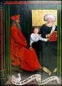Bernard stringel, pannelli dell'altare della santa parentela, 1505-1506 ca. 01.JPG