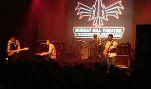 Between the Trees - Between The Trees performing in Jacksonville, Florida in 2009.