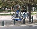 Bicicletas publicas Providencia.JPG
