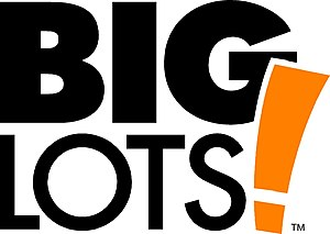Big Lots - Image: Big Lots logo