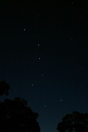 Big Dipper - The Big Dipper seen from Kauai.