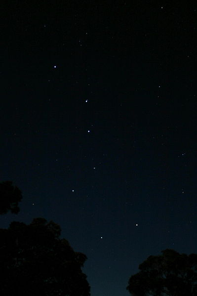 File:Big dipper from the kalalau lookout at the kokee state park in hawaii.jpg
