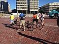 Bike Friday Walk-Ride Day, Boston, August 29, 2014 (15072039612).jpg