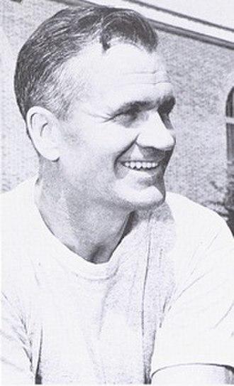 Bill Jennings (American football) - Jennings from 1960 Cornhusker