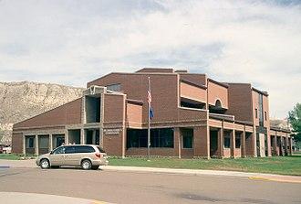 Billings County, North Dakota - Image: Billings county north dakota courthouse