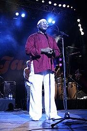 Billy Cobham nel 2006