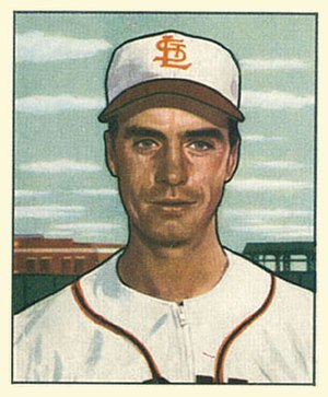 Billy DeMars - Image: Billy De Mars 1950Bowman