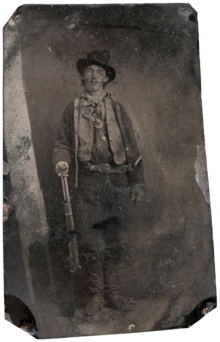 jr aka william bonney aka henry antrim aka billy kid