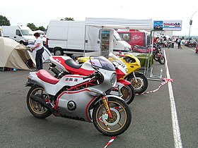 Image illustrative de l'article Bimota SB3