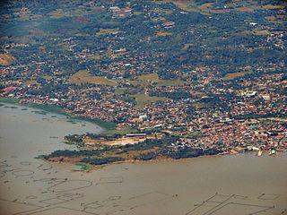 Binangonan Municipality in Calabarzon, Philippines