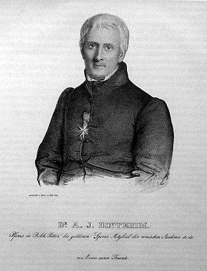 Anton Joseph Binterim - Anton Joseph Binterim.