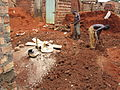 Biogas digester and earth construction work (3483399764).jpg