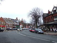 Birkdale village centre.JPG