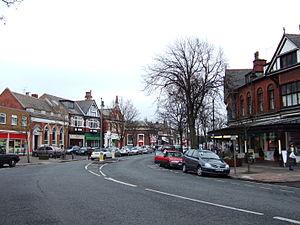 Birkdale - Image: Birkdale village centre