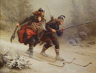 Birkebeinerne ski01