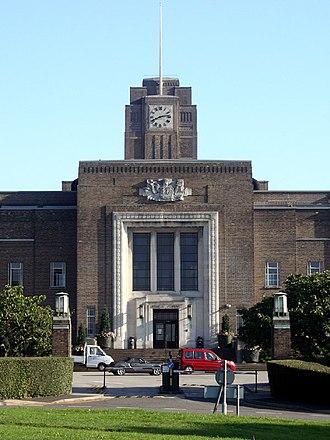 Liam Donaldson - Birmingham University Medical School
