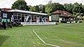 Bishop's Stortford Cricket Club pavilion and clubhouse, Hertfordshire 1.jpg