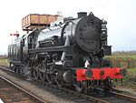 Bishops Lydeard - USATC 6046 by the water tower.jpg