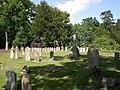Bisterne, churchyard and war memorial - geograph.org.uk - 2403021.jpg