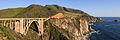 Bixby Creek Bridge May 2011 panorama.jpg