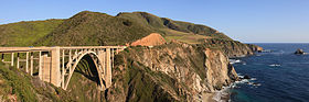 Image illustrative de l'article Bixby Creek Bridge