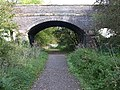 Blackhole Lane Bridge, Derrington. - geograph.org.uk - 1010191.jpg