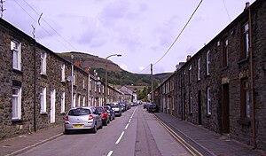 Blaenrhondda - Image: Blaen Rhondda Rhondda