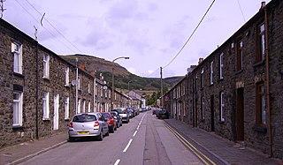 Blaenrhondda Human settlement in Wales