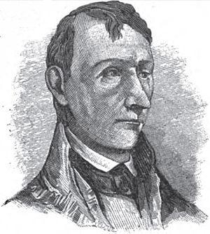 Bland Ballard - Portrait of Bland Ballard