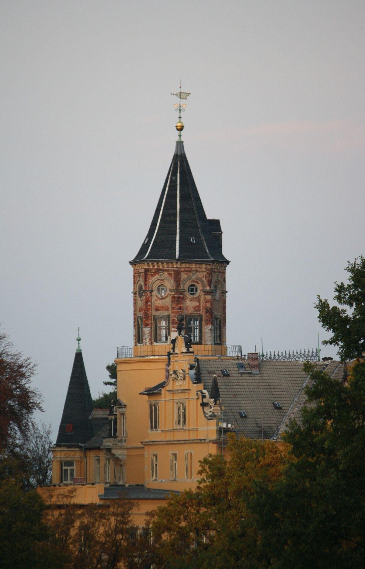 Px Blick Auf Schloss Ehrenberg