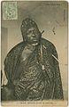 Blida (Algeria) - Béhanzin, former King of Dahomey.jpg