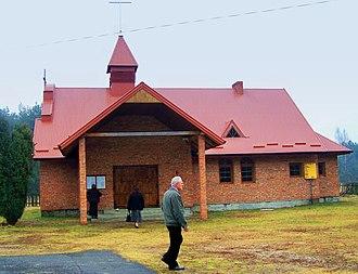 Blizna - Church in Blizna