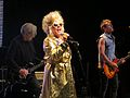 Blondie at Mountain Winery 2012.jpg