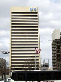 blue cross blue shield of michigan building bluecross blueshield office building architecture