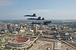 Blue Angels Fly over Cleveland 140827-N-SN160-031.jpg