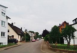 Blumenstraße in Leonberg